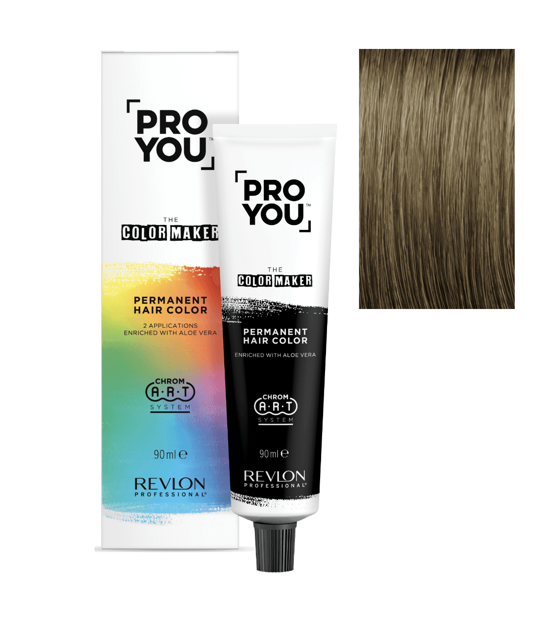 revlon professional ProYou Color Maker 6.1 | Duo Cosmetics