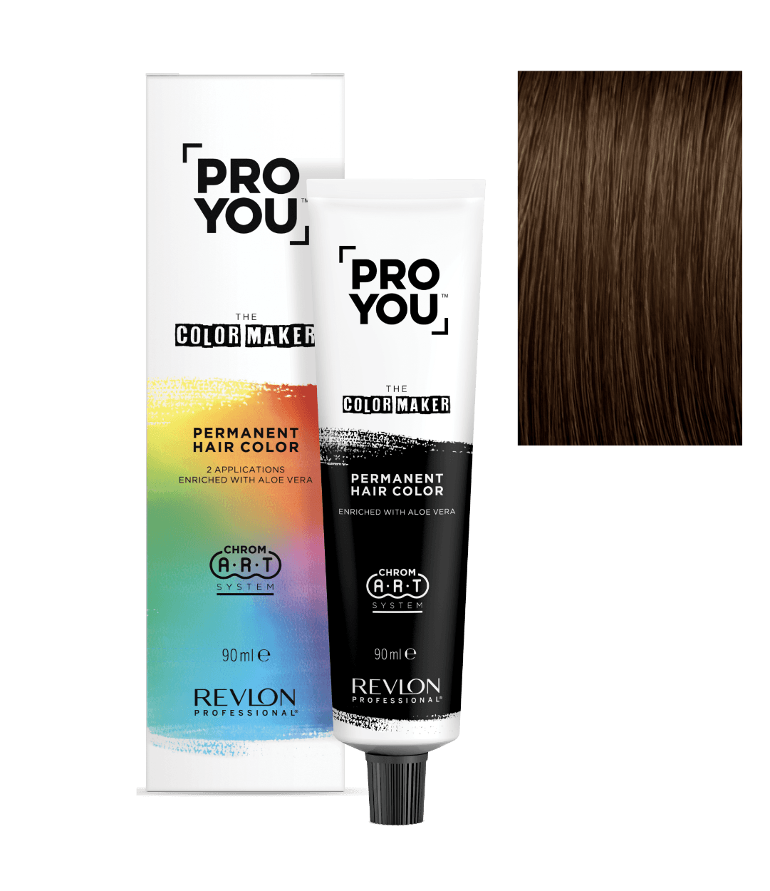 revlon professional ProYou Color Maker 6.8 | Duo Cosmetics