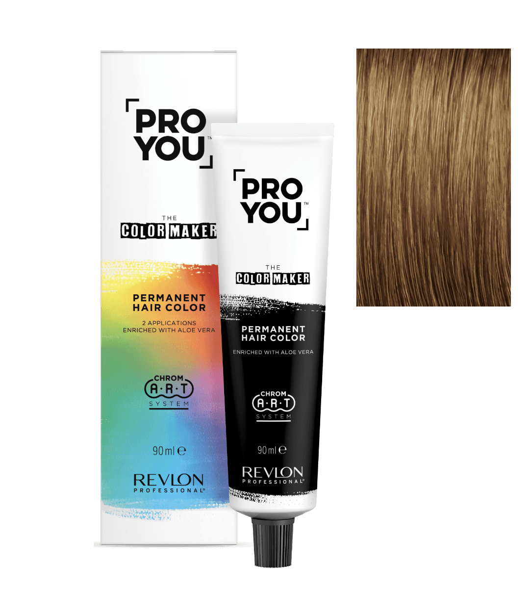 revlon professional ProYou Color Maker 7.33 | Duo Cosmetics