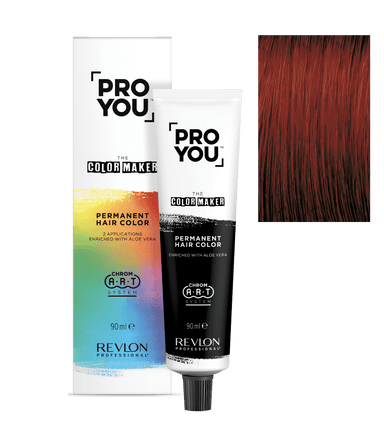 revlon professional ProYou Color Maker 7.66 | Duo Cosmetics