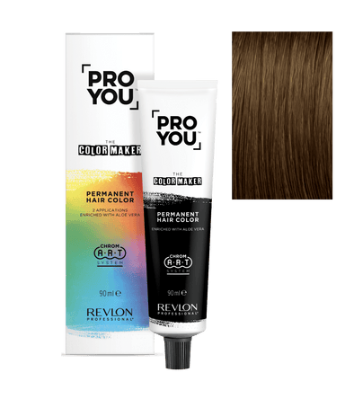 revlon professional ProYou Color Maker 7.84 | Duo Cosmetics