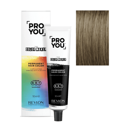 revlon professional ProYou Color Maker 8.1 | Duo Cosmetics