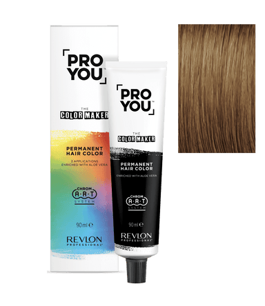 revlon professional ProYou Color Maker 8.34 | Duo Cosmetics