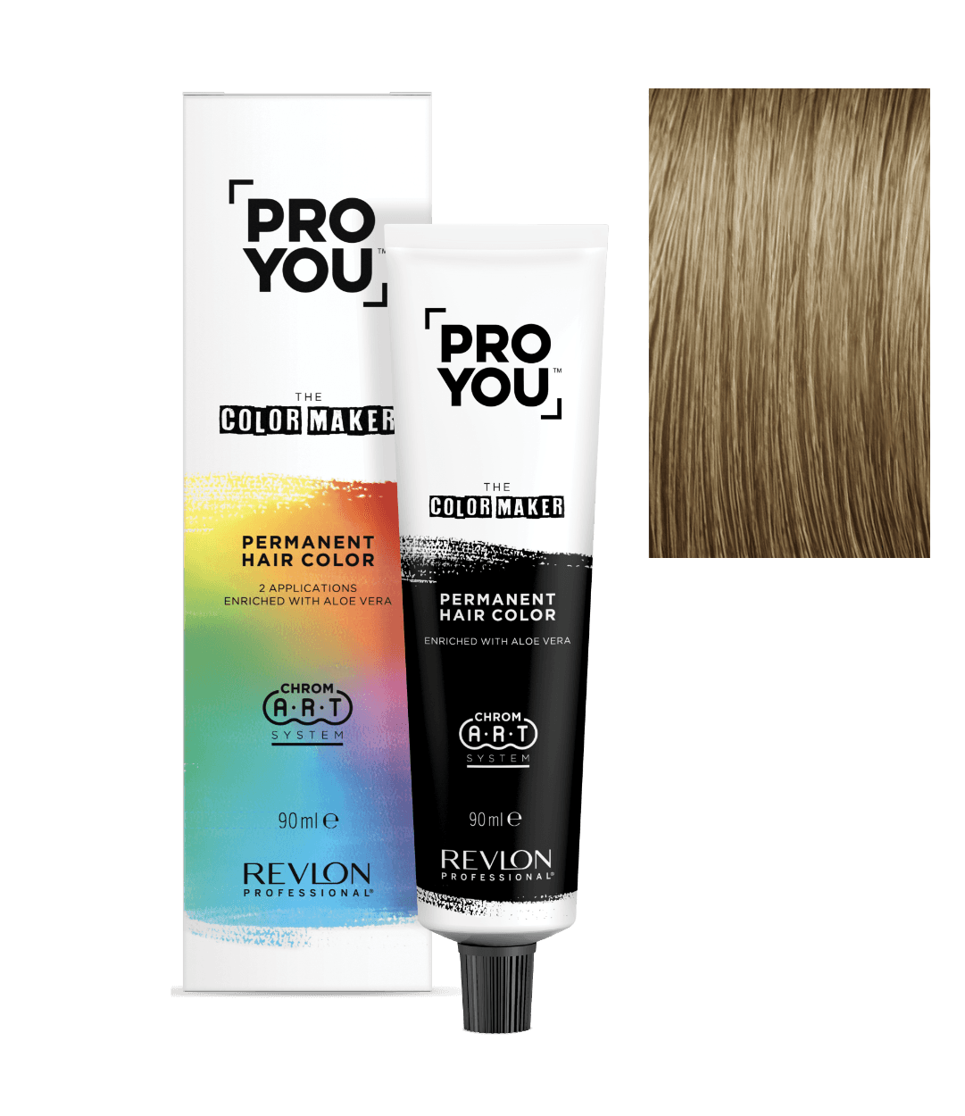 revlon professional ProYou Color Maker 9.0 | Duo Cosmetics