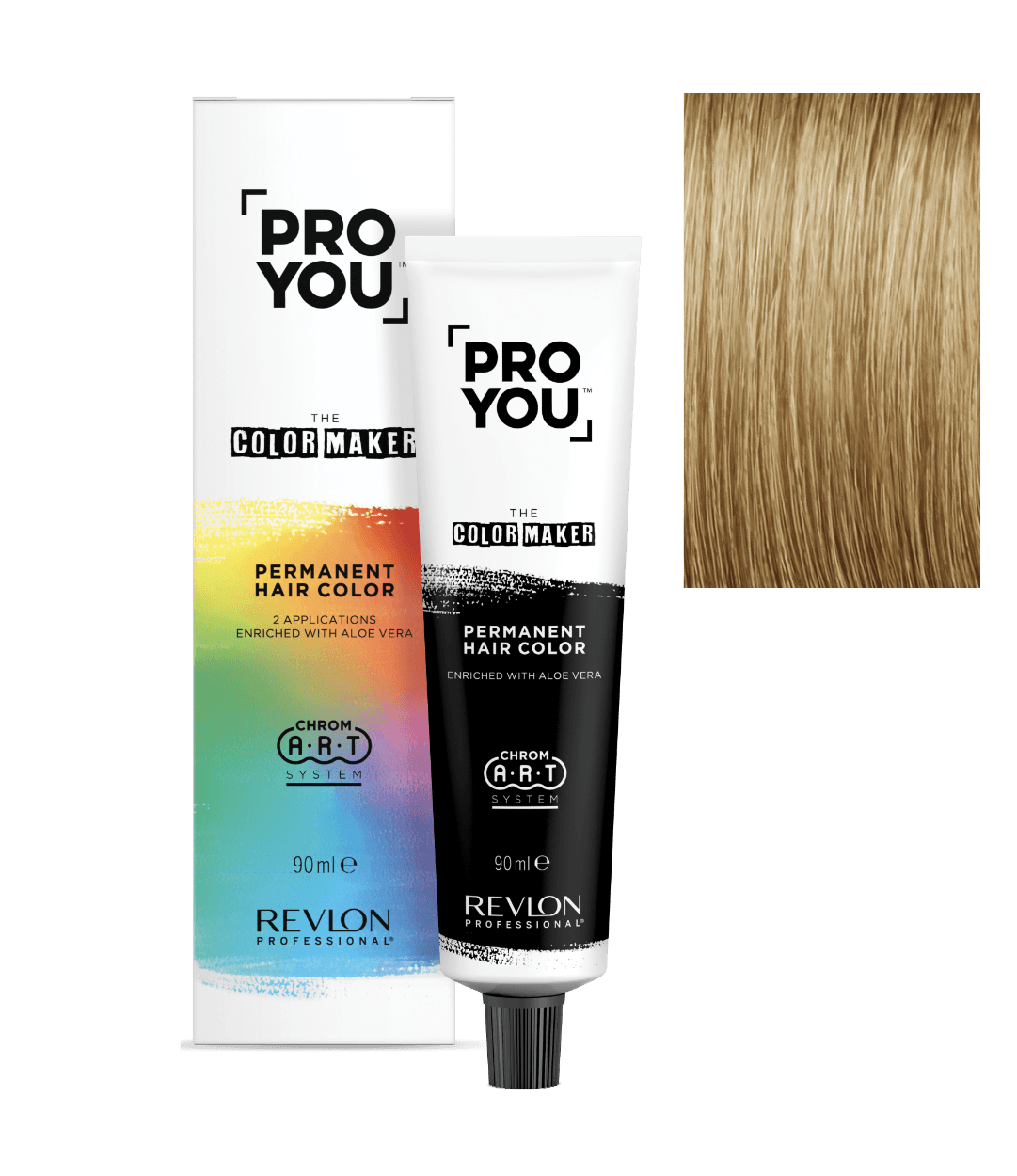 revlon professional ProYou Color Maker 9.33 | Duo Cosmetics
