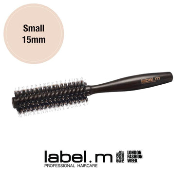 Label.m Boar Bristle Brush Small 15mm | Duo Cosmetics