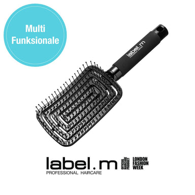 Label.m Detangling Paddle Brush | Duo Cosmetics