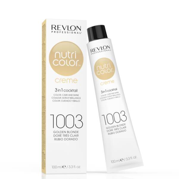 Nutri Color Creme 1003 Golden Blonde - Duo Cosmetics