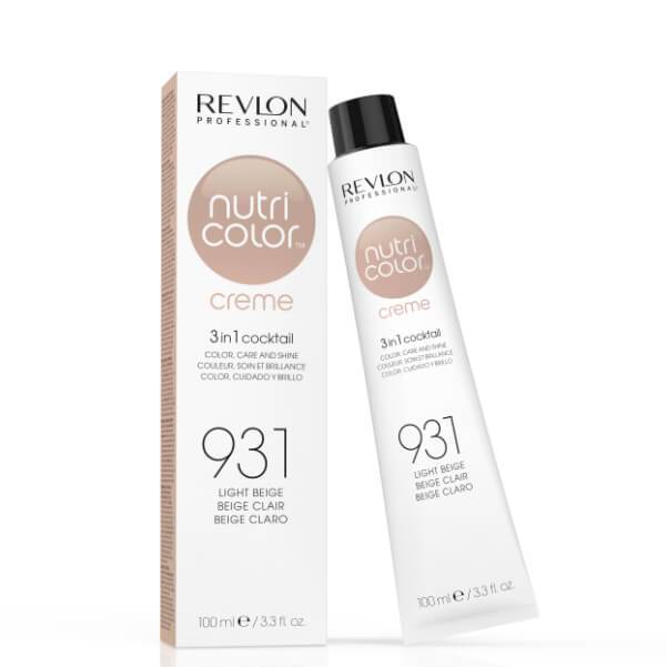 Nutri Color Creme 931 Light Beige - Duo Cosmetics