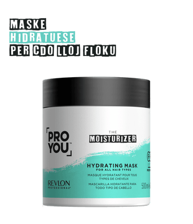 revlon professional PROYOU THE MOISTURIZER MASK | Duo Cosmetics
