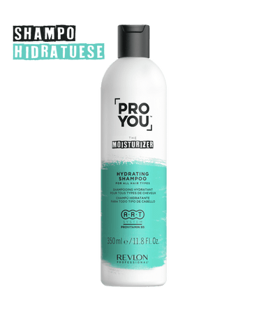 revlon professional PROYOU THE MOISTURIZER SHAMPOO | Duo Cosmetics
