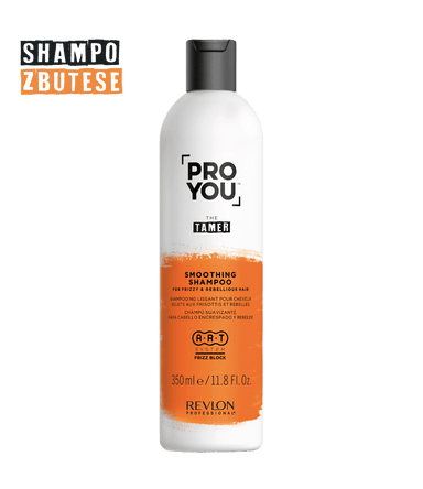 revlon professional PROYOU THE TAMER SHAMPOO | Duo Cosmetics