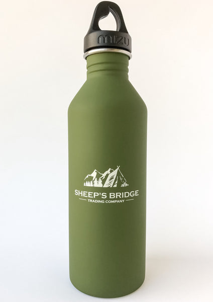 Sheep's Bridge Water Bottle