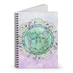 FORCES OF ENCHANTMENT Notebook