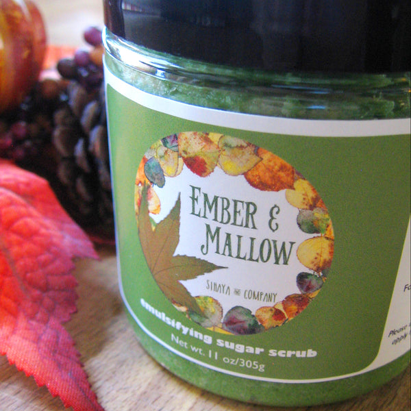 Paintbox Soapworks: EMBER & MALLOW SCRUB