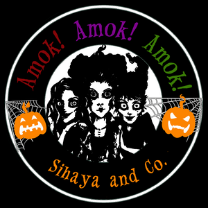 Fan Group Exclusive: AMOK! AMOK! AMOK!
