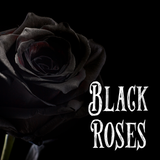 Halloween Collection: BLACK ROSES