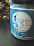 Paintbox Soapworks: CONVERSATIONS WITH THE MOON SCRUB