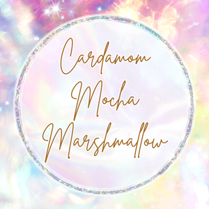 Marshmallow Dreams Collection: CARDAMOM MOCHA MARSHMALLOW