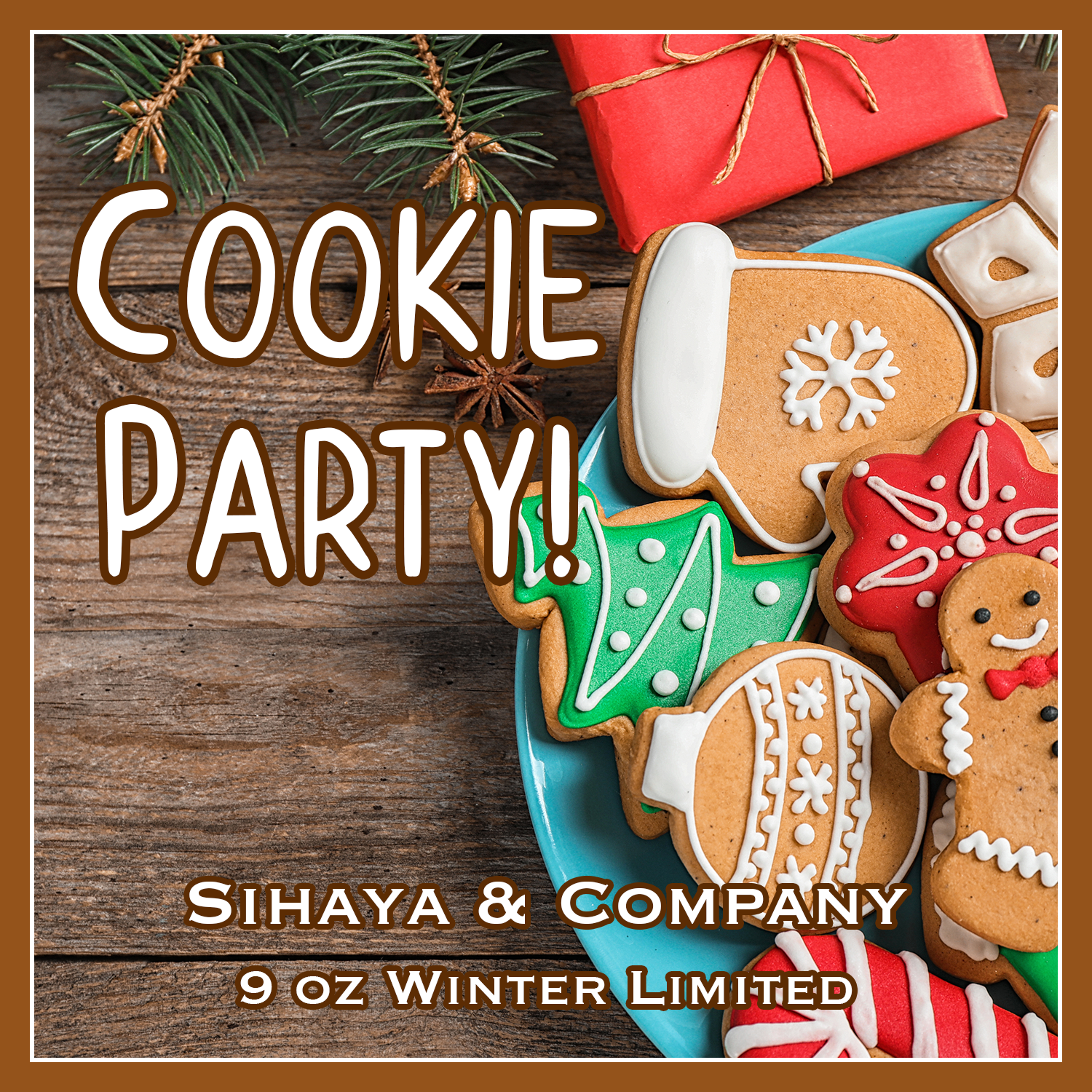 Winter Limited: COOKIE PARTY!