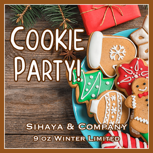 Winter Collection: COOKIE PARTY!