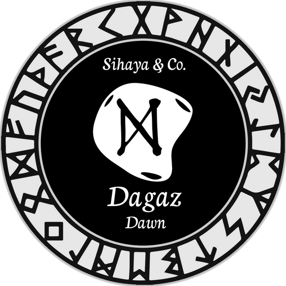 Runes Collection: DAGAZ