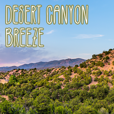 Fan Collection: DESERT CANYON BREEZE
