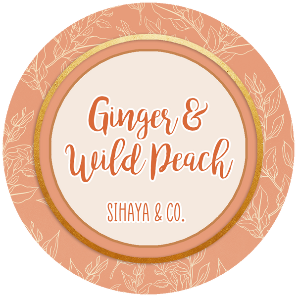 Spring Collection: GINGER & WILD PEACH
