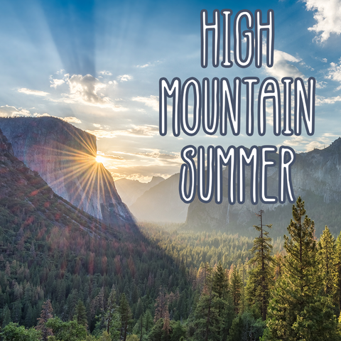 Fan Collection: HIGH MOUNTAIN SUMMMER