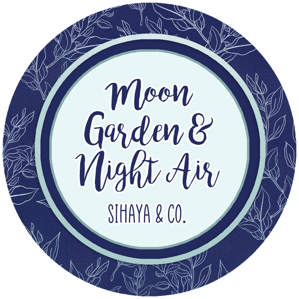 Spring Collection: MOON GARDEN & NIGHT AIR