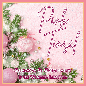 Winter Tiered Limited: PINK TINSEL