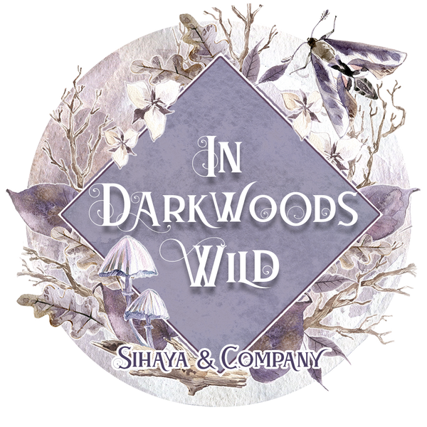 IN DARKWOODS WILD Mug