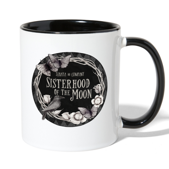 SISTERHOOD OF THE MOON Contrast Mug