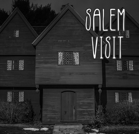 Fan Collection: SALEM VISIT