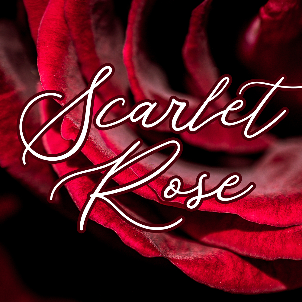 Group Exclusive: SCARLET ROSE