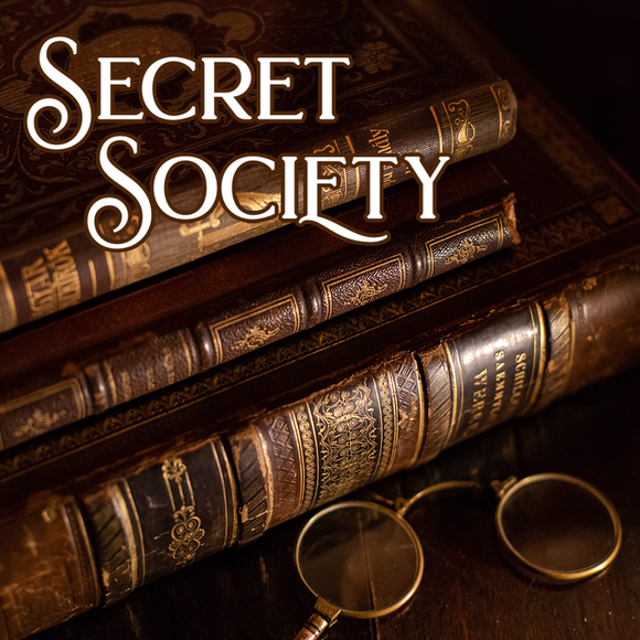 Autumn Collection: SECRET SOCIETY