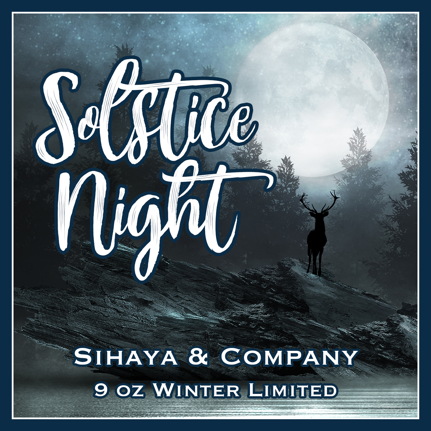 Winter Tiered Limited: SOLSTICE NIGHT