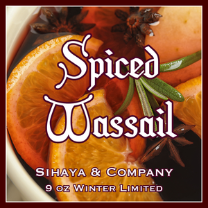 Winter Collection: SPICED WASSAIL