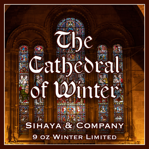 Winter Tiered Limited: THE CATHEDRAL OF WINTER