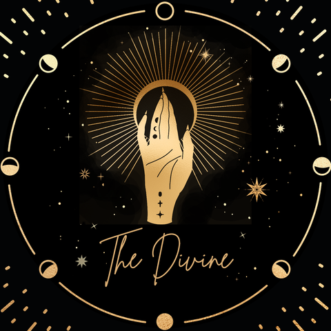 Waking The Moon Collection: THE DIVINE