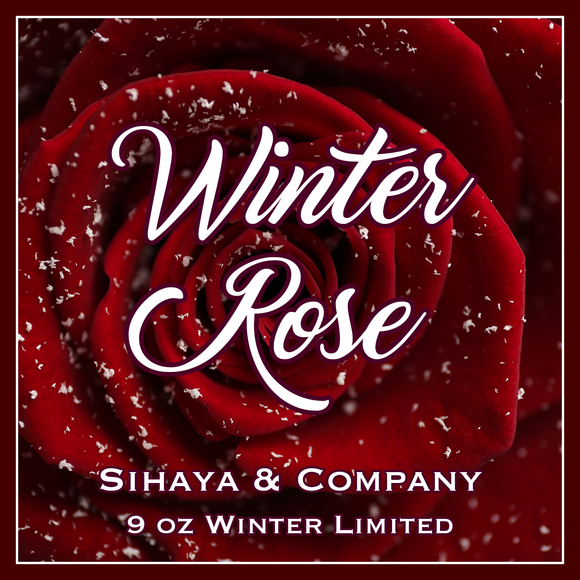 Winter Collection: WINTER ROSE