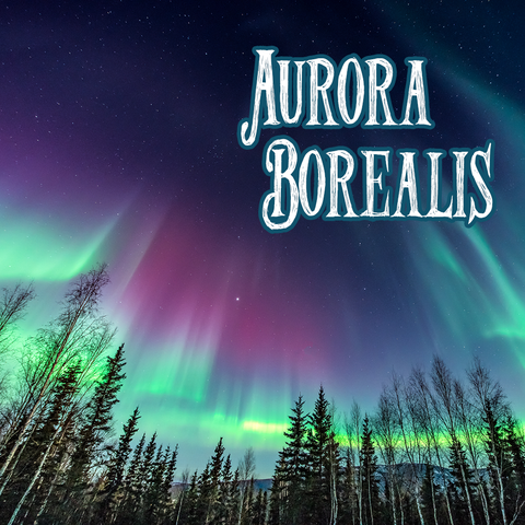 Winter Collection: AURORA BOREALIS