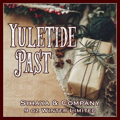Limited Tiered Candle: YULETIDE PAST