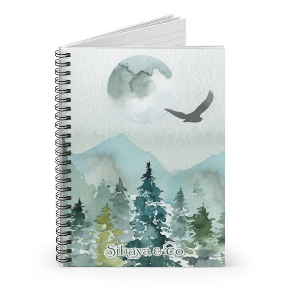 DREAM WALKER Spiral Notebook
