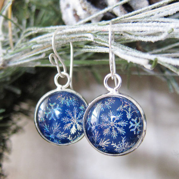 SNOW FLURRIES Earrings