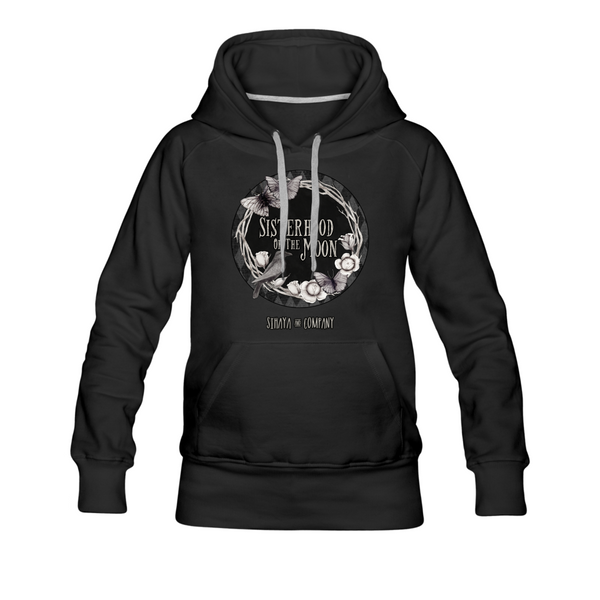 SISTERHOOD OF THE MOON Premium Hoodie