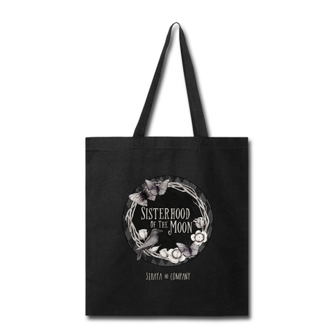 SISTERHOOD OF THE MOON Tote Bag