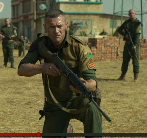 zz06 Jadotville UN Irish