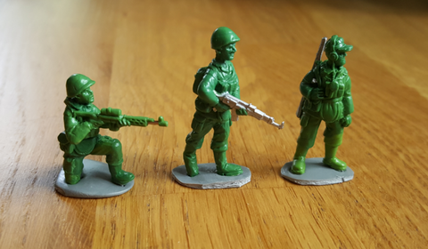 CW: Soviet Infantry A (HQ)