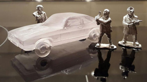 zz09 Fastback Coupé (1/50) (PLEDGE)